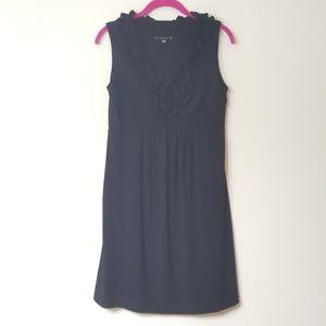 Make Offer! Tiana B Little Black Ruffle Dress